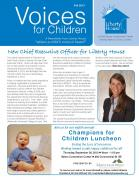 Liberty House Newsletter published 09/01/2013